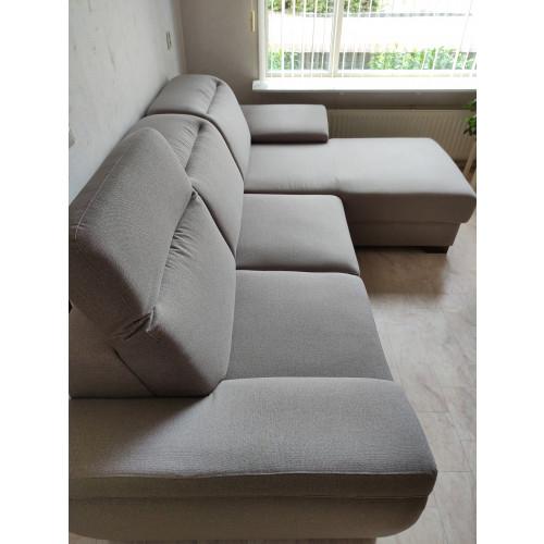 Handers &Hazel 3 sits bank met liggedeelte afbeelding