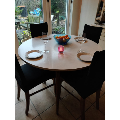 Ronde tafel afbeelding