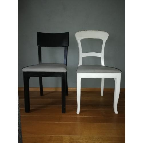 Zes stoelen afbeelding