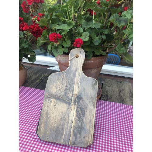 Borrelplank steigerhout afbeelding