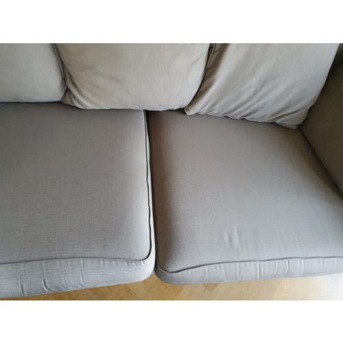 Handers en hazel bank met love seat afbeelding 2