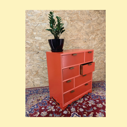 PINKI - Restyled classic cabinet afbeelding