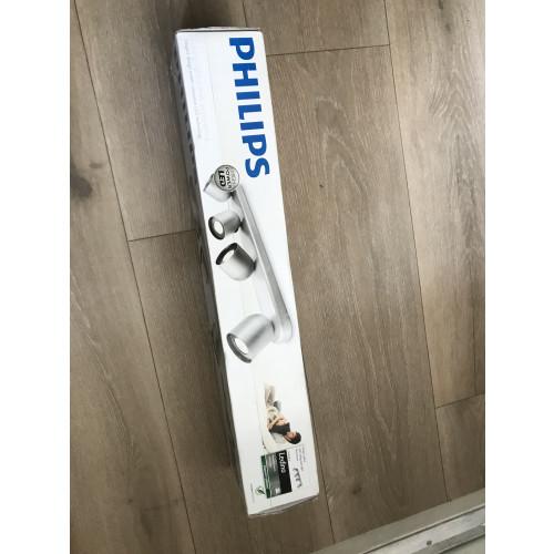 Phillips spotbalk 4spots afbeelding
