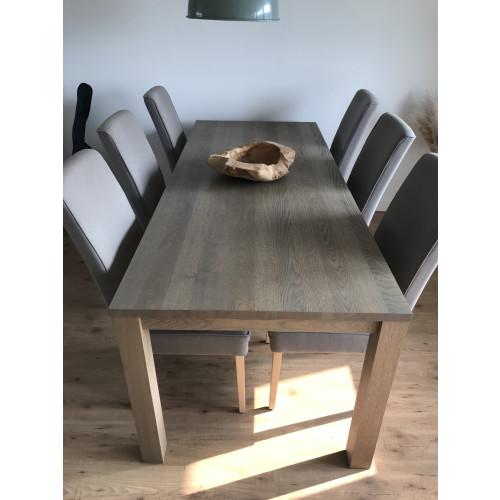 Eettafel + stoelen afbeelding