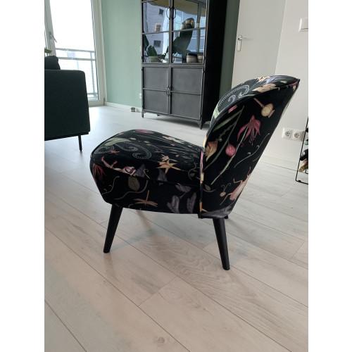 Cocktail stoel / fauteuil van Sissy-Boy met leuke print afbeelding 2