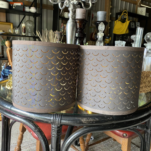 LAMPENKAP SET 2 IKEA NYMO afbeelding