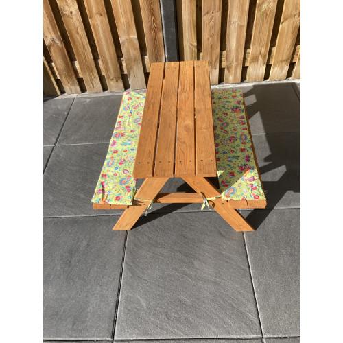 Picknicktafel afbeelding