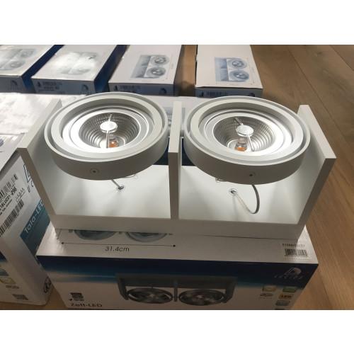 Plafondlampen Lucide Zett-LED (7x) & Tala-LED (1x) afbeelding