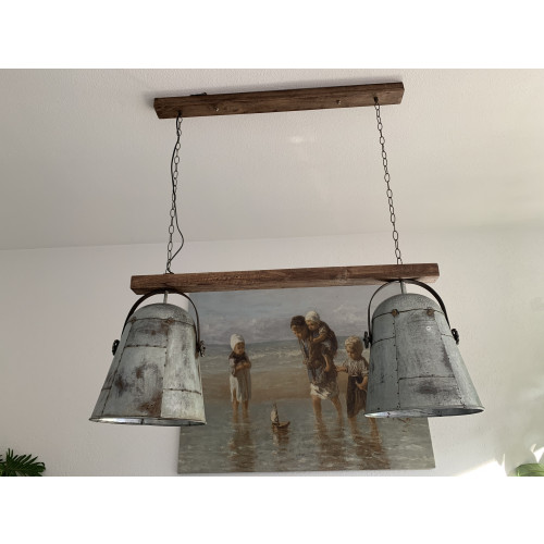 Industriële Hanglamp afbeelding