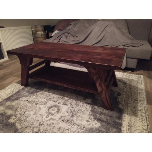 (landelijke) salontafel afbeelding