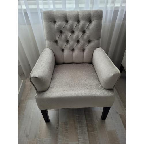4 nieuwe fauteuils te koop. Aankoopbewijs aanwezig afbeelding