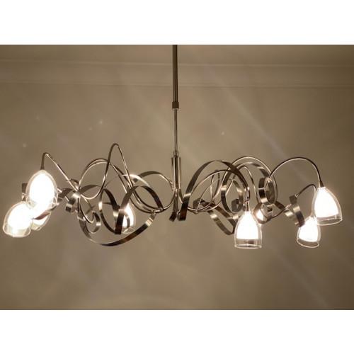 Hanglamp RVS afbeelding