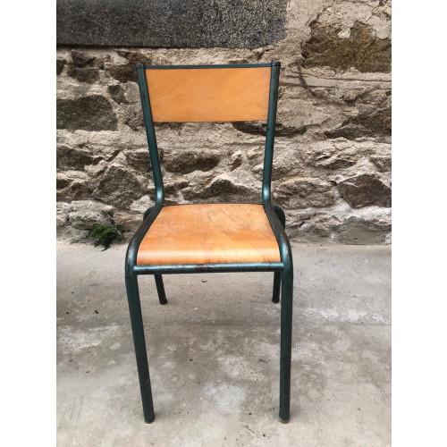 75 Mullca stoelen vintage jaren '60 afbeelding