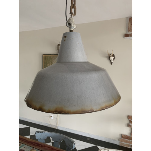 Industriële lamp afbeelding