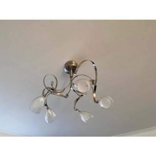 RVS hanglamp afbeelding