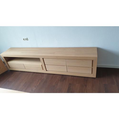 Tv meubel eiken afbeelding