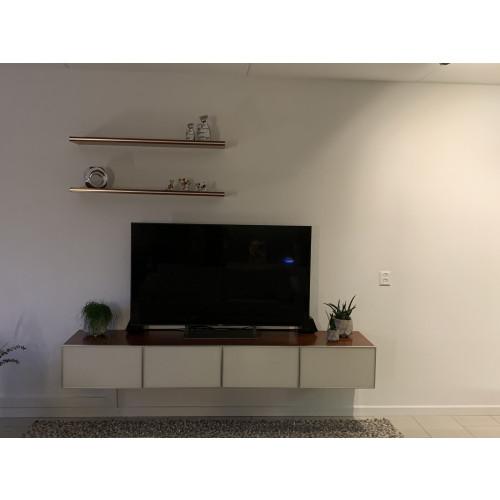 Banz Bord Alpha Plus wandmeubel / TV-meubel / wandkast afbeelding
