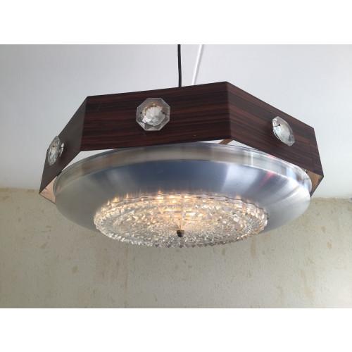 Vintage ufo lamp Lakro afbeelding