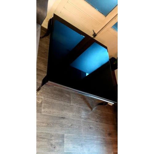 Barock modern salontafel 100x100x45 cm ( zo goed als nieuw!) afbeelding