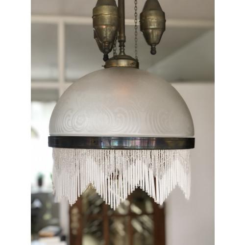 Antieke lamp afbeelding