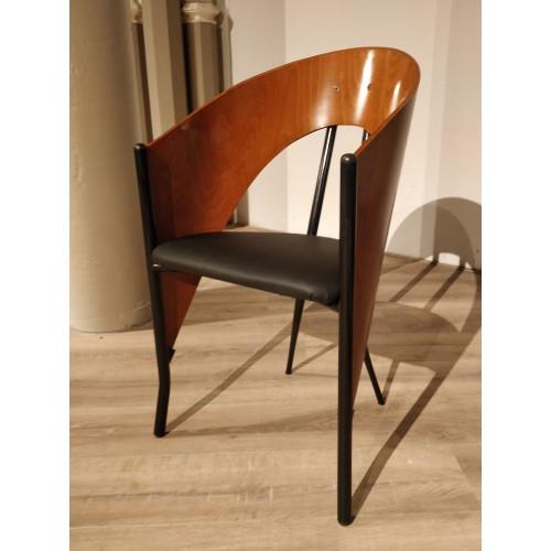 Vintage (jaren 80) design stoelen afbeelding