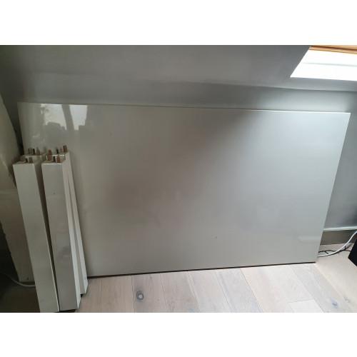 Witte IKEA tafel 160x90 afbeelding