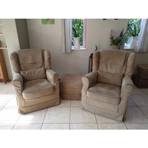 Oor fauteuils afbeelding